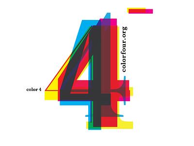 Color 4 logo graphic design