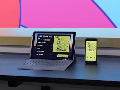 Muse Music mobile design mobile ui app design ux music player music art music app music app ui type design