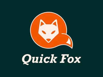 Quick Fox Logo