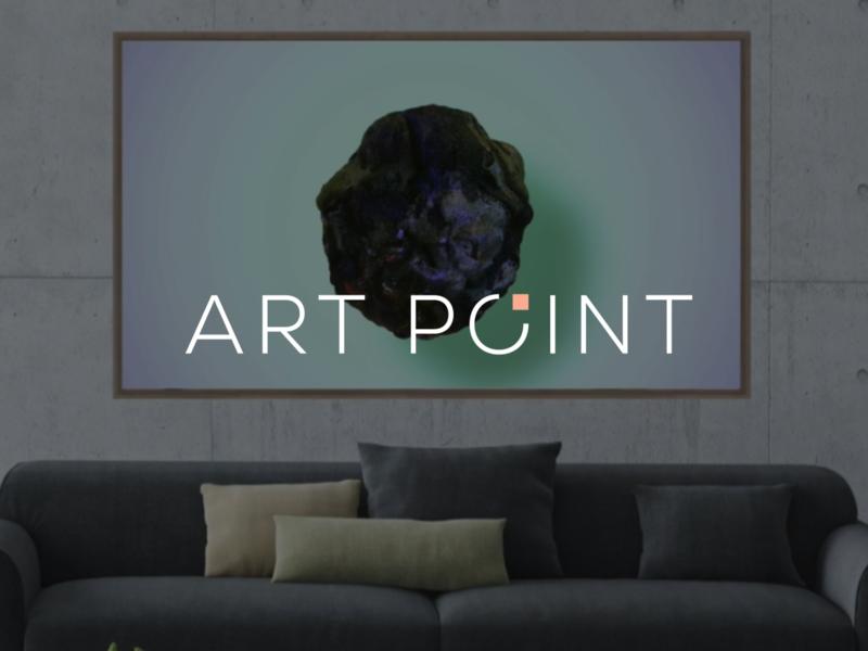 ART POINT · Logo branding design logo