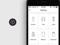 Tradesy App Icons
