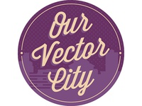 Our Vector City Logo