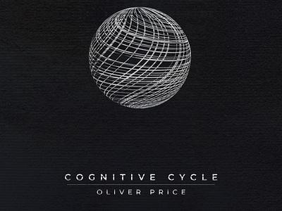 cognitive cycle   oliver price design surreal art illustration graphic design album art