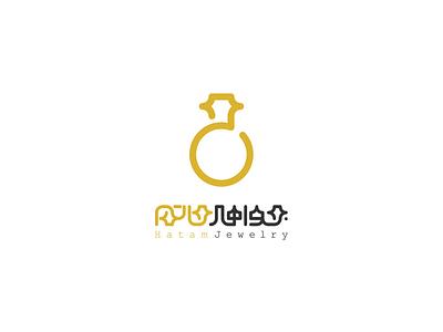 Logo design persian jewelry design logo
