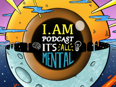 It's all Mental podcast cover