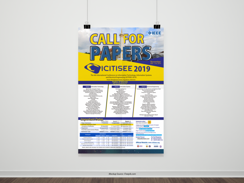 poster ICITISEE 2019