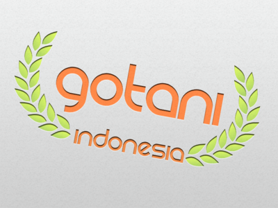 Go-Tani Logo logotype icon branding logodesign typography illustration flat portfolio vector logo design