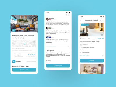 Hotel booking app booking app booking ios app ios hotel search reviews booking system hotel booking hotel app