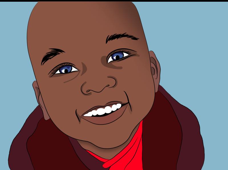 Happy Face happy face design vector graphicdesign illustration boy