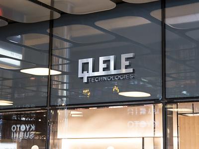 Queue Technologies logo mark logo designer technology tech logo logo design logo