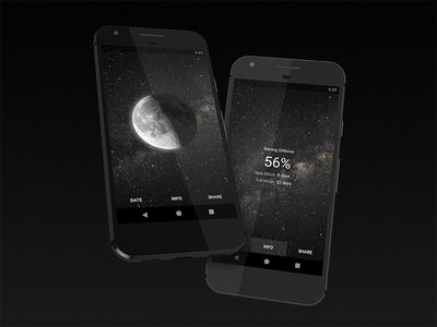 MOON for Android android moon