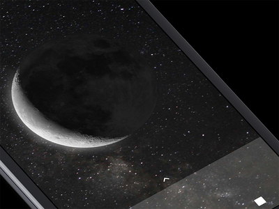 MOON for Android — Widgets widgets android moon