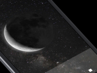 MOON for Android — Widgets