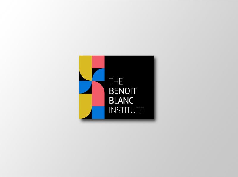 The Benoit Blanc Institute institute logodlc logodesign logo dailylogochallenge