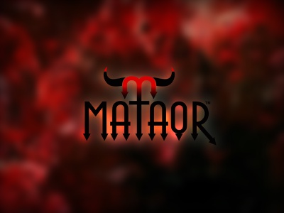 mataor logo vector testosterone mataor matador bullfight hell devil bad evil blood bull