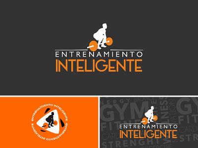 Entrenamiento Inteligente - Smart training fitness logo crossfit gym lift fitness