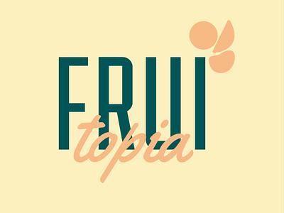 Logo Reboot: Fruitopia