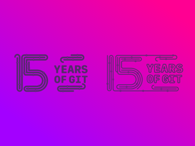 15 Years of Git