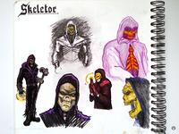 Skeletor Concepts