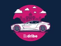 Dribe shirt dribbble 1