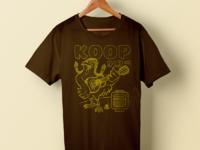 Koop shirt dribbble1