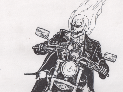 Ghost Rider (WIP)