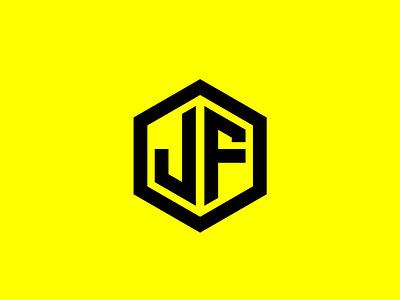 jf hexagon logo design branding font letter logo unique creative modern design logo icon branding design simple logo flat design unique logo illustration business logo logo design creative logo jf hexagon logo jf logo design jf logo