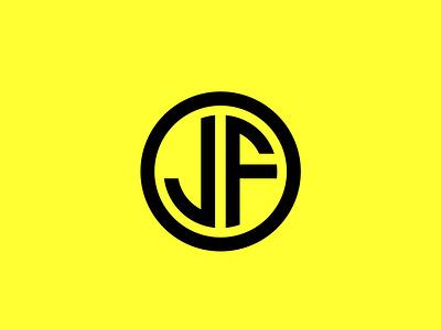 jf round logo design simple unique creative letter logo design logo icon branding branding design minimalist logo design simple logo flat design illustration unique logo business logo logo design creative logo circle jf logo design jf logo