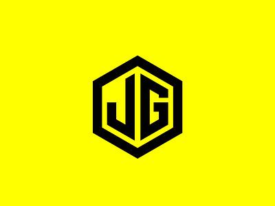 jg hexagon logo design letter logo typography identity vector logotype branding design logo icon illustration branding design simple logo flat design unique logo business logo logo design creative logo hexagon logo jg logo design jg logo