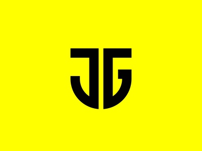 jg logo design modern letter logo typography identity vector logotype branding design logo icon illustration branding design simple logo flat design unique logo business logo logo design creative logo jg logo design jg logo