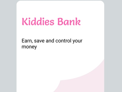 kiddies bank