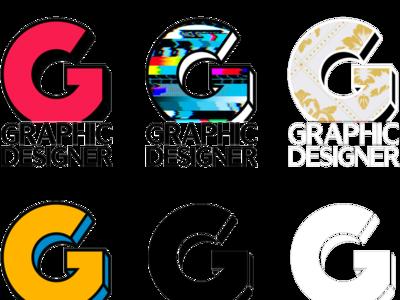 Gee fluid branding design logo