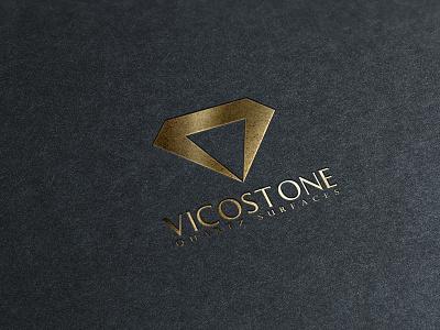 Logo Stamping - Gold