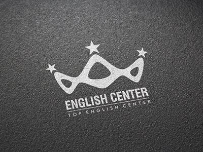 Logo trung tâm anh văn top english center