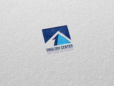 Logo trung tâm anh văn một số phương án thiết kế
