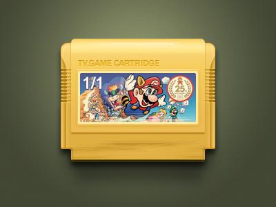 8bit game cartridge