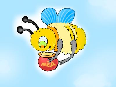 Bee Alvincel kids draw ipad pro