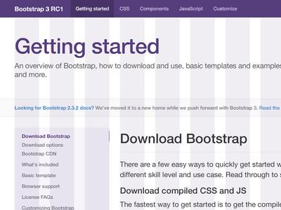 Twitter Bootstrap 3 - PSD