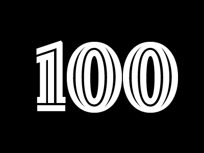 100 dribble
