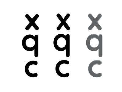 Google Fonts Improvement Project: Quicksand /x, /q/, /c adjustment fonts google