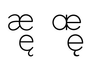 Google Fonts Improvement Project: Quicksand /æ, /ę adjustment fonts google