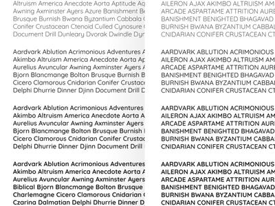 Google Fonts Improvement Project: Quicksand Instances adjustment fonts google