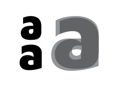 Google Fonts Improvement Project: Maven Pro Black /a adjustment fonts google