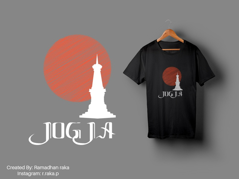 tugu jogja indonesia tugu city jogja vectorart vector art vector typography tshirt design tshirtdesign tshirt mockup design mockup kaos illustration desainkaos art