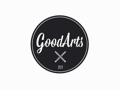 GoodArts Logo logo goodarts portfolio
