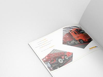 Magazine Layout jm nederland layout truck transport magazine mag advertentie