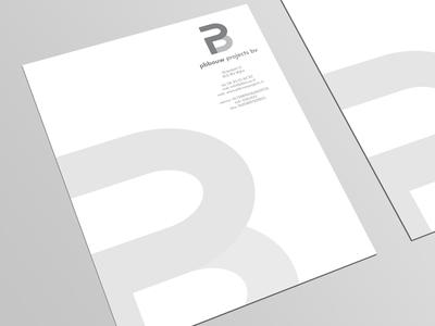 Brief Paper print info paper logo brief pb