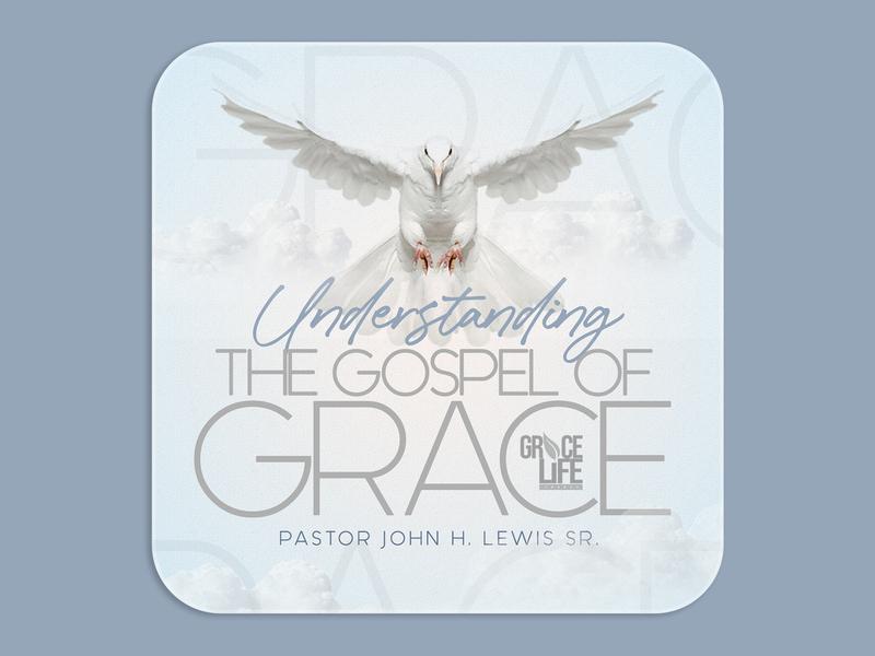 Understanding Grace flyer flyer design church marketing church branding church design