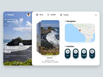 MyTravel webdesign illustration web uxdesign ux ui ui design design app
