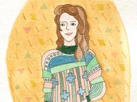 nineties girl